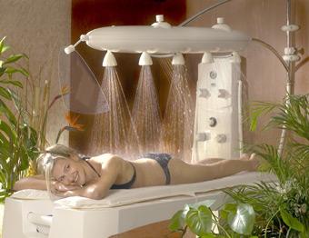 Vòi tắm hoa sen Vichy Shower là gì?