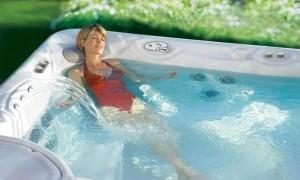 Vòi tắm Vichy shower tạo nên loại hình Thủy Liệu Pháp độc đáo